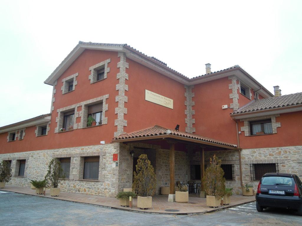 Apartamentos Turisticos Paradon de Molina