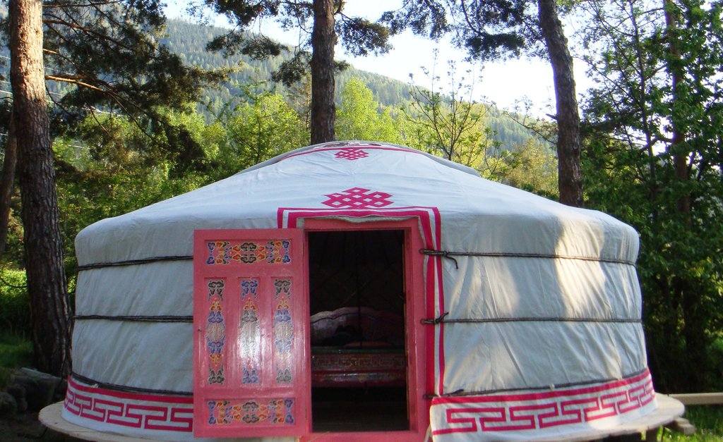 Camping le Reclus