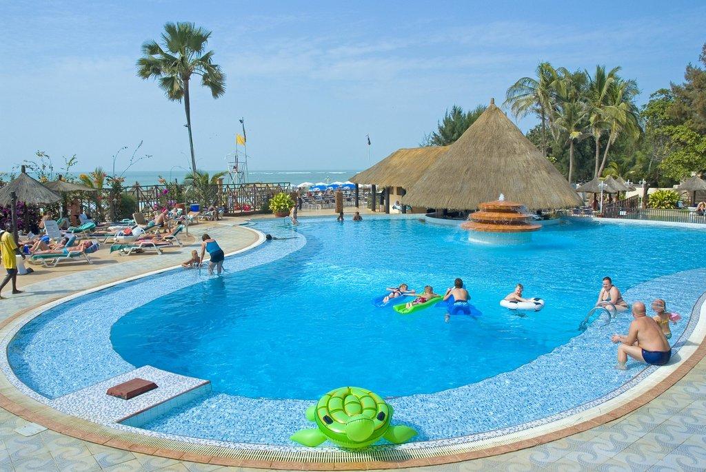 塞内冈比亚海滩酒店