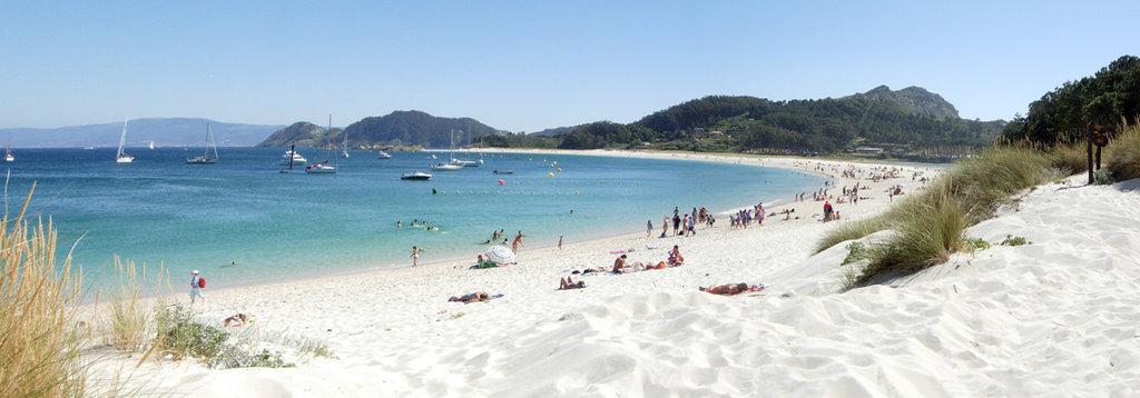 Strand Playa de Rodas