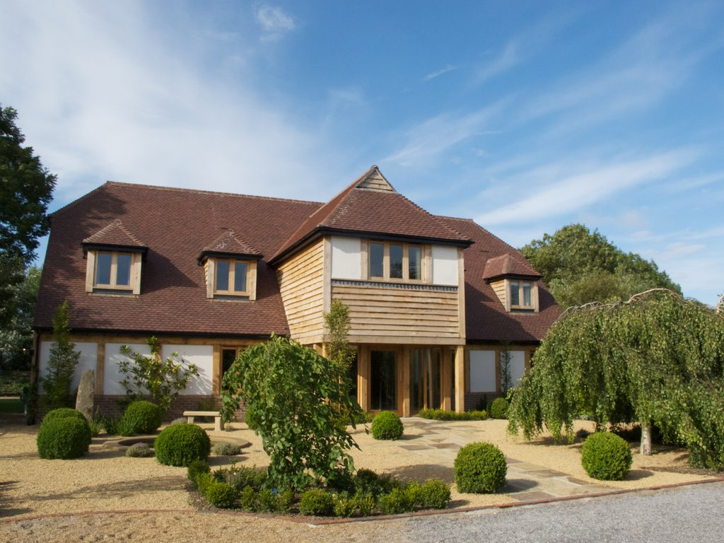 The English Wine Centre, Green Oak Barn Boutique Rooms