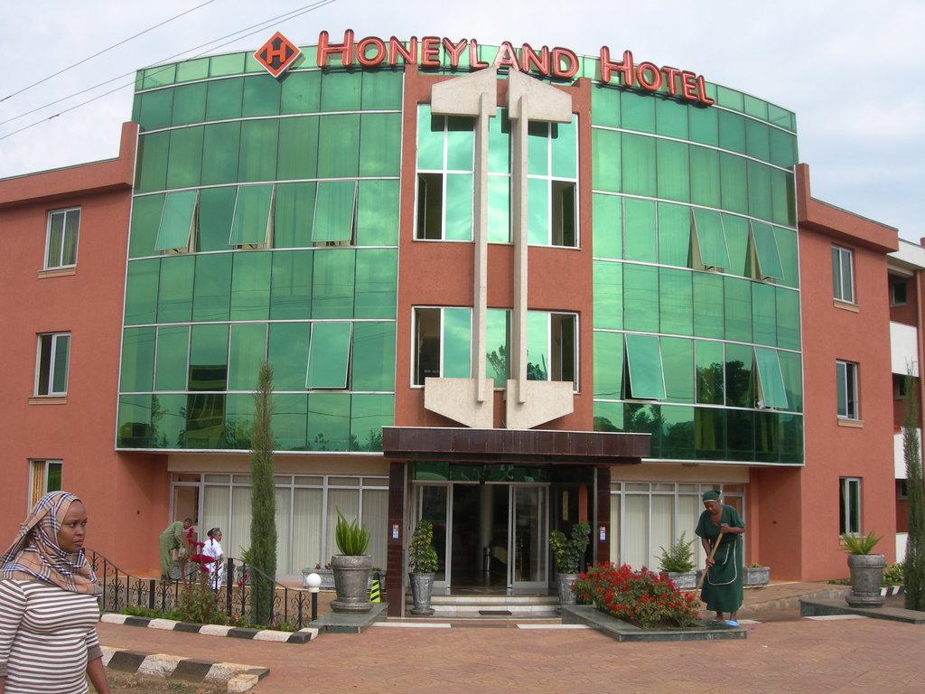 Honeyland Hotel