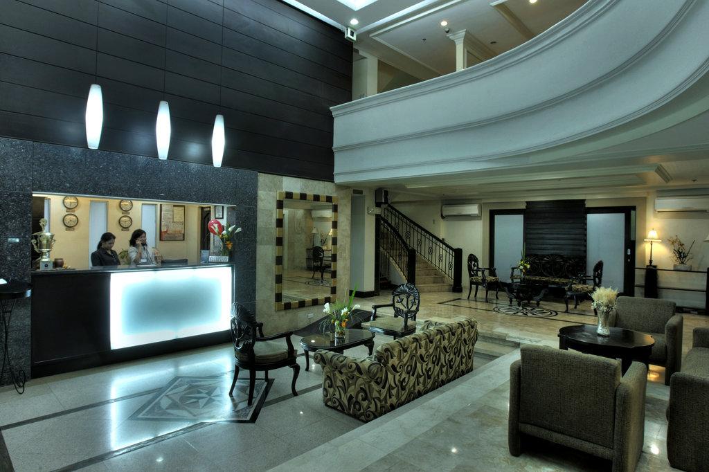 Fersal Hotel Diliman