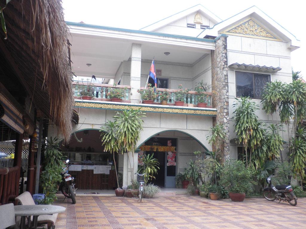 Kampot Guesthouse