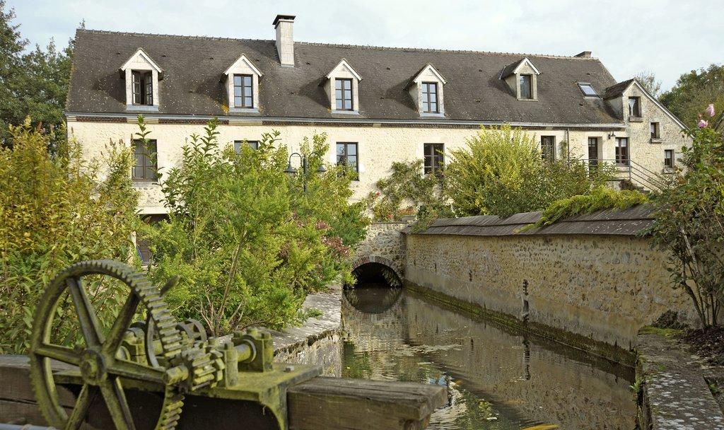 Le Moulin De Gemages