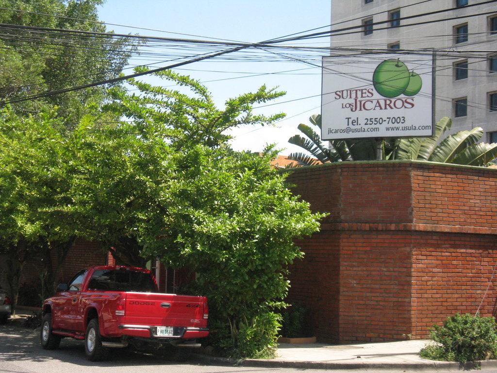 Hotel Los Jicaros