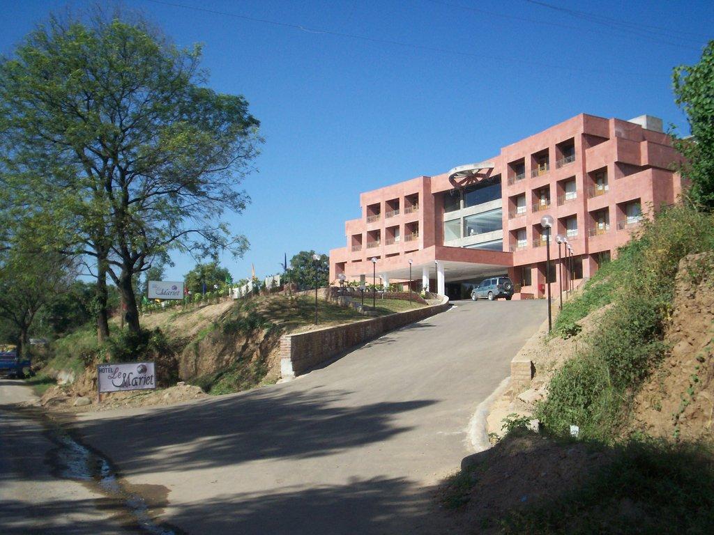 Hotel Le Mariet
