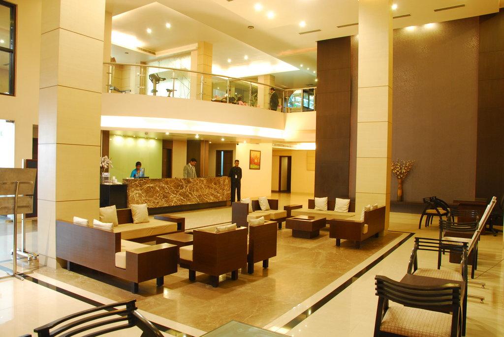 Hotel Kiranshree Portico