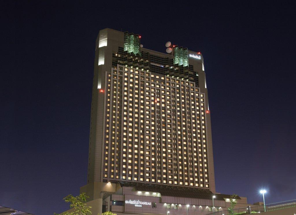 โรงแรมสวิสโซเทล นานไก โอซาก้า
