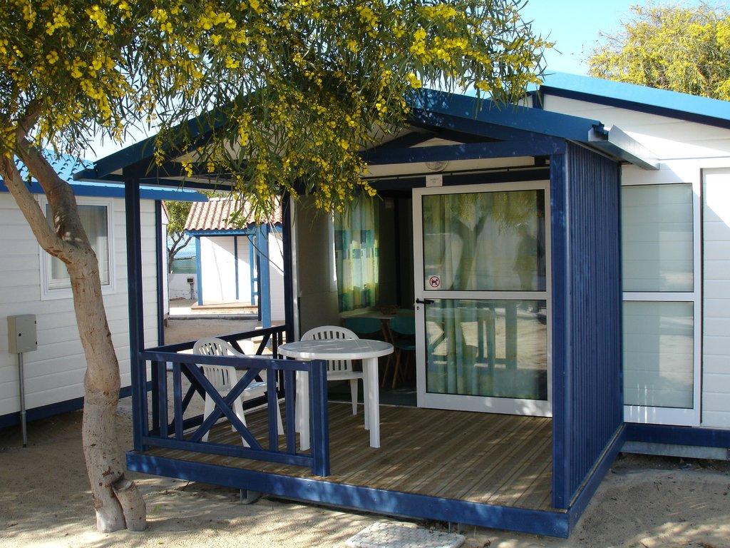 Parque de campismo Orbitur Ilha de Armona