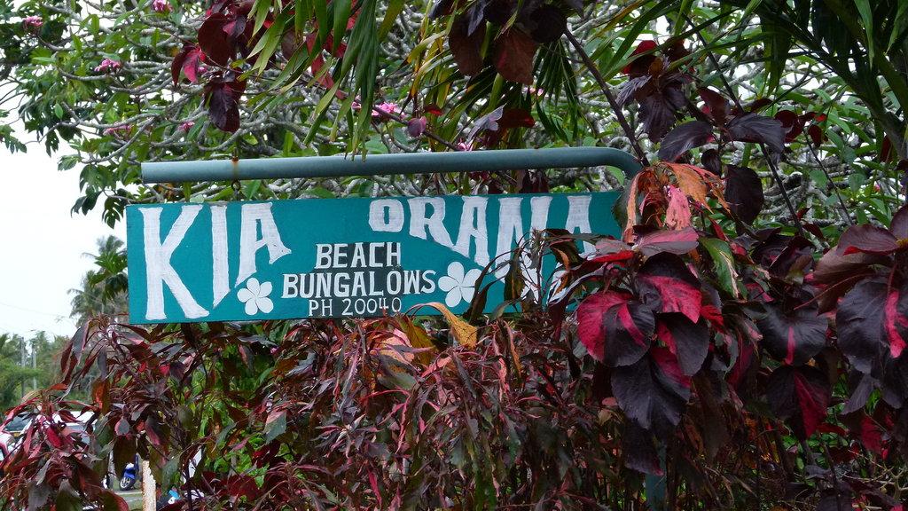 Kia Orana Beach Bungalows