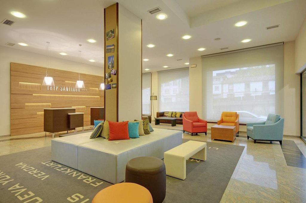 Hotel TRYP Santiago