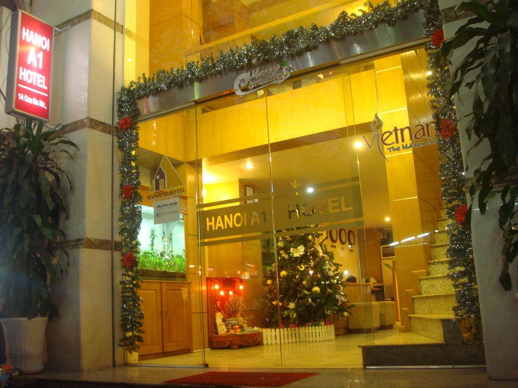 ハノイ A1 ホテル