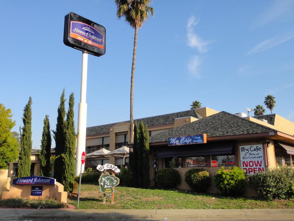 Howard Johnson Inn & Suites Vallejo