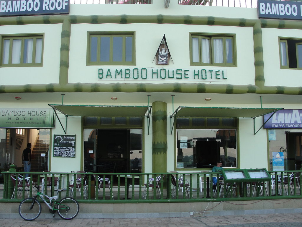 Bamboo House Hotel