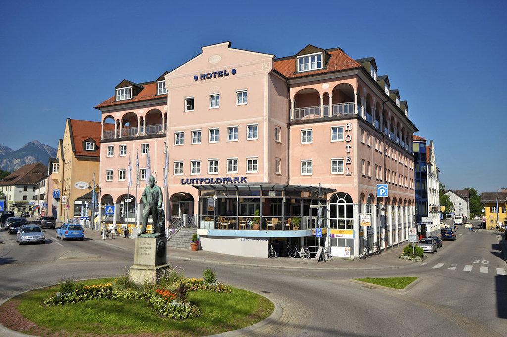 トレフ ホテル リュイトポルトパーク フュッセン