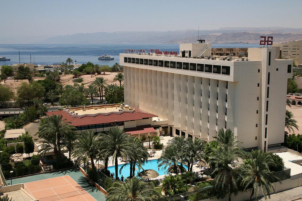 阿喀巴海灣飯店