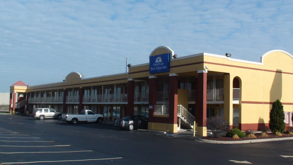 Americas Best Value Inn-Indy East