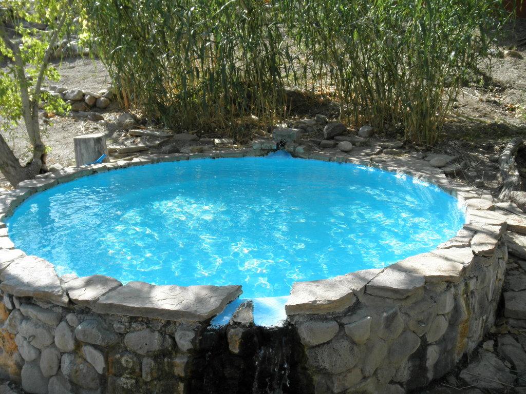 Chinati Hot Springs