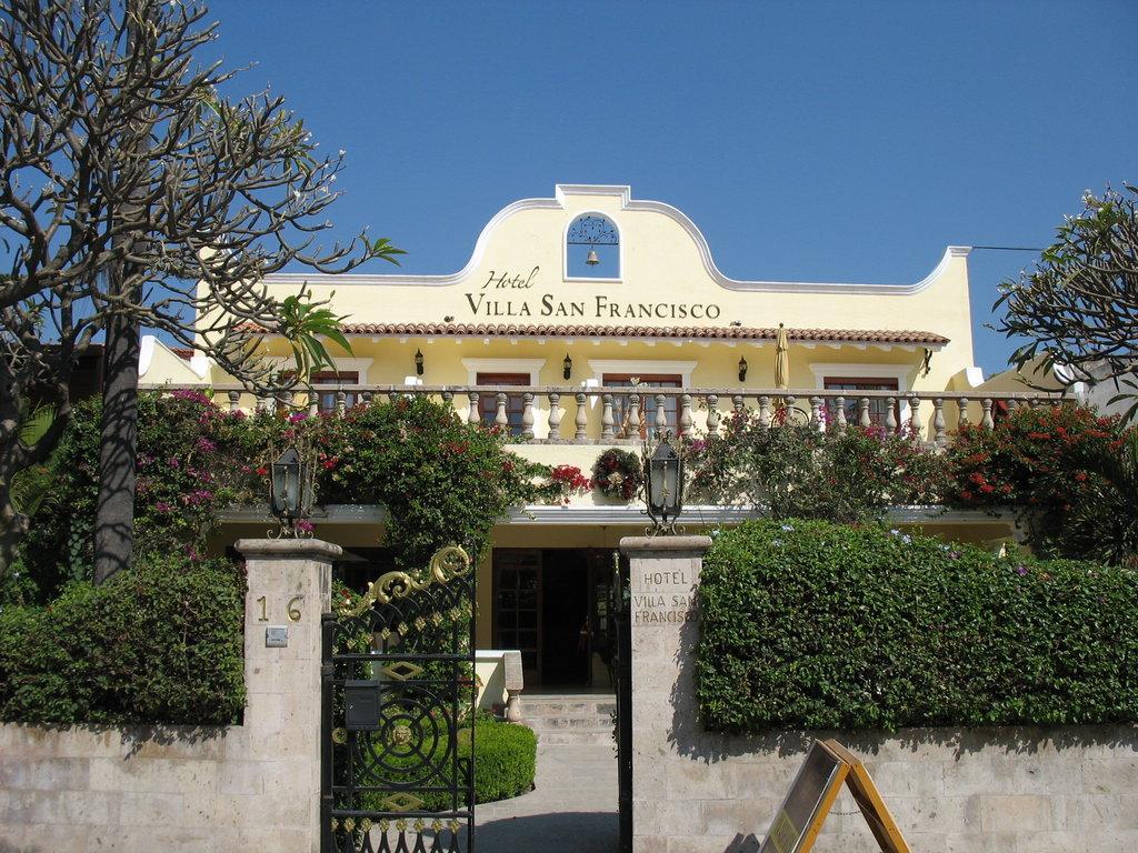 Hotel Villa San Francisco