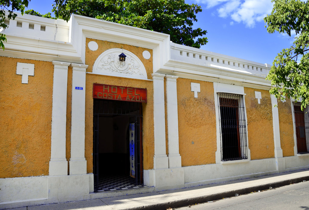 Hotel Costa Azul Sta Marta