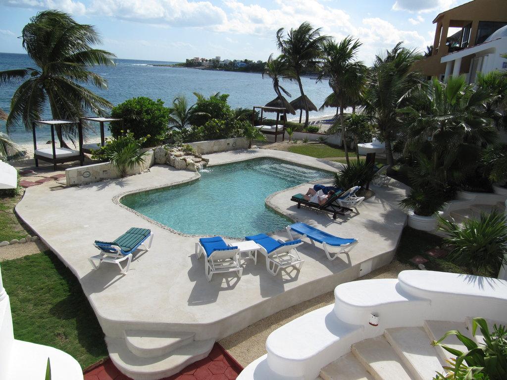 Hotel Akumal Caribe Villas Flamingo