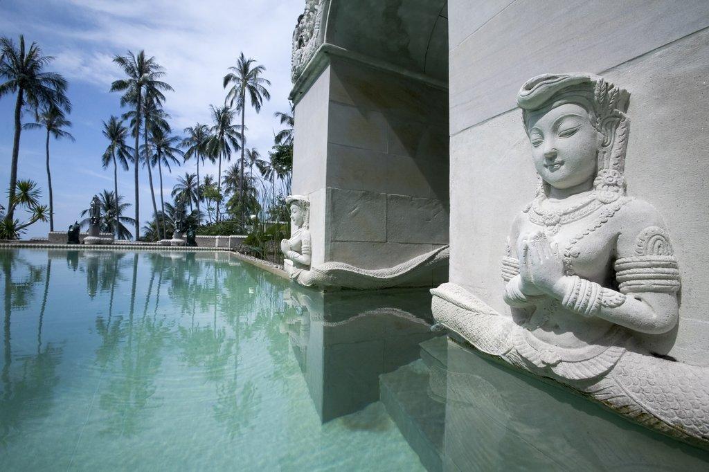 泰國蘇梅島卡馬拉雅酒店