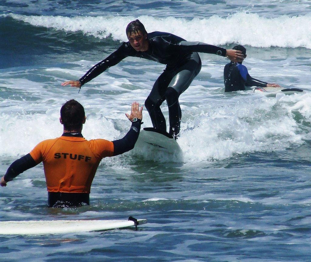 Surfivor Surf Camp