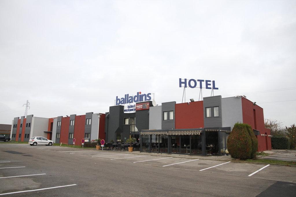 Hotel balladins Rouen / Val-de-Reuil