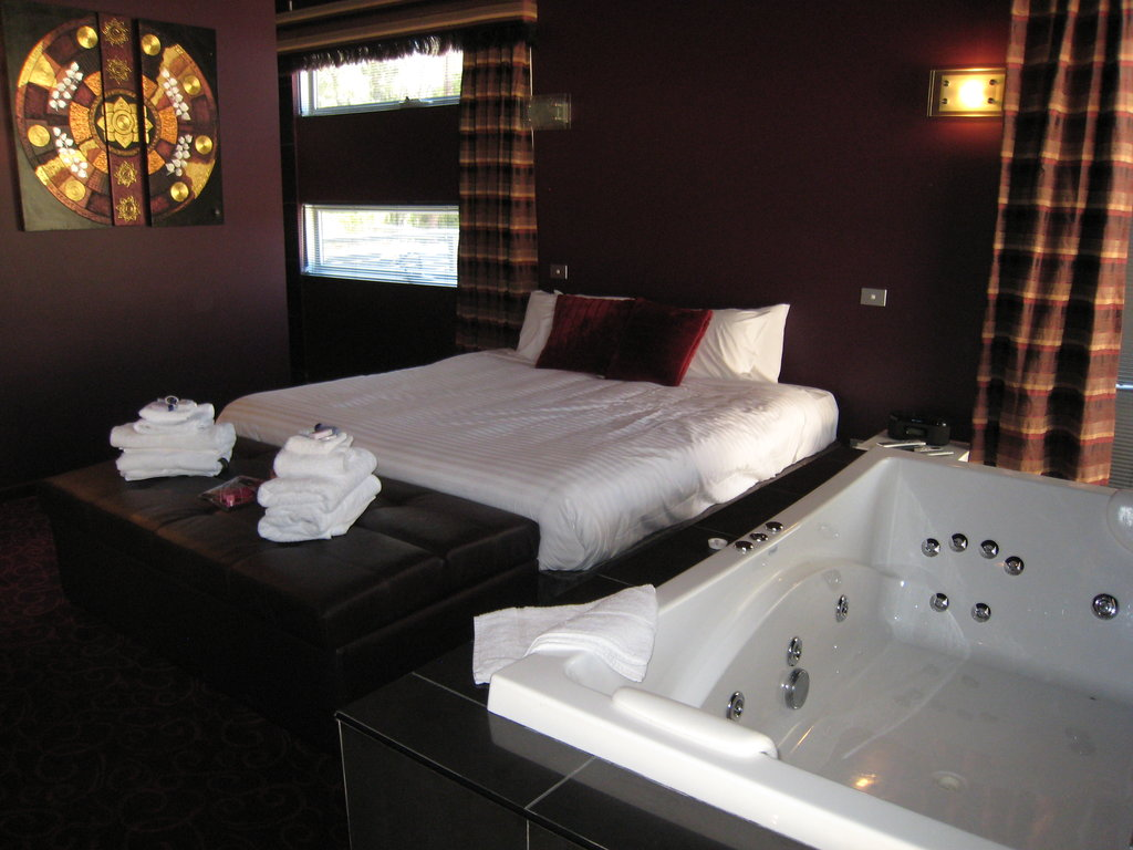 Spa Suites at RAVEN