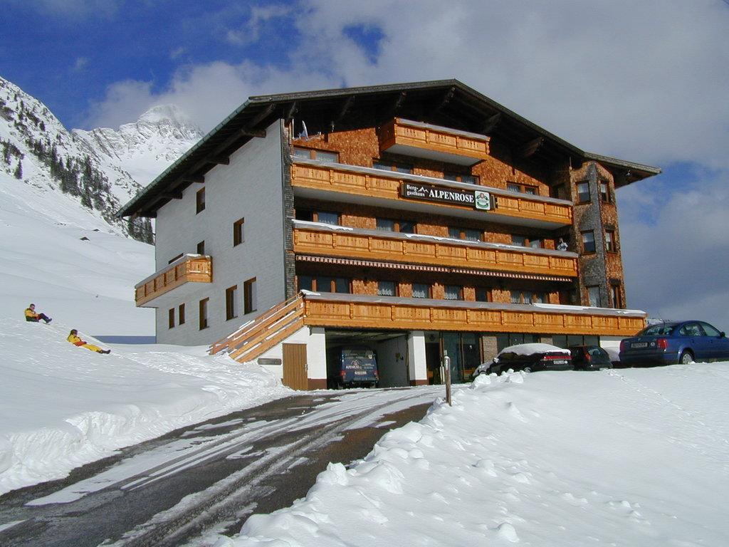 Berggasthaus Alpenrose