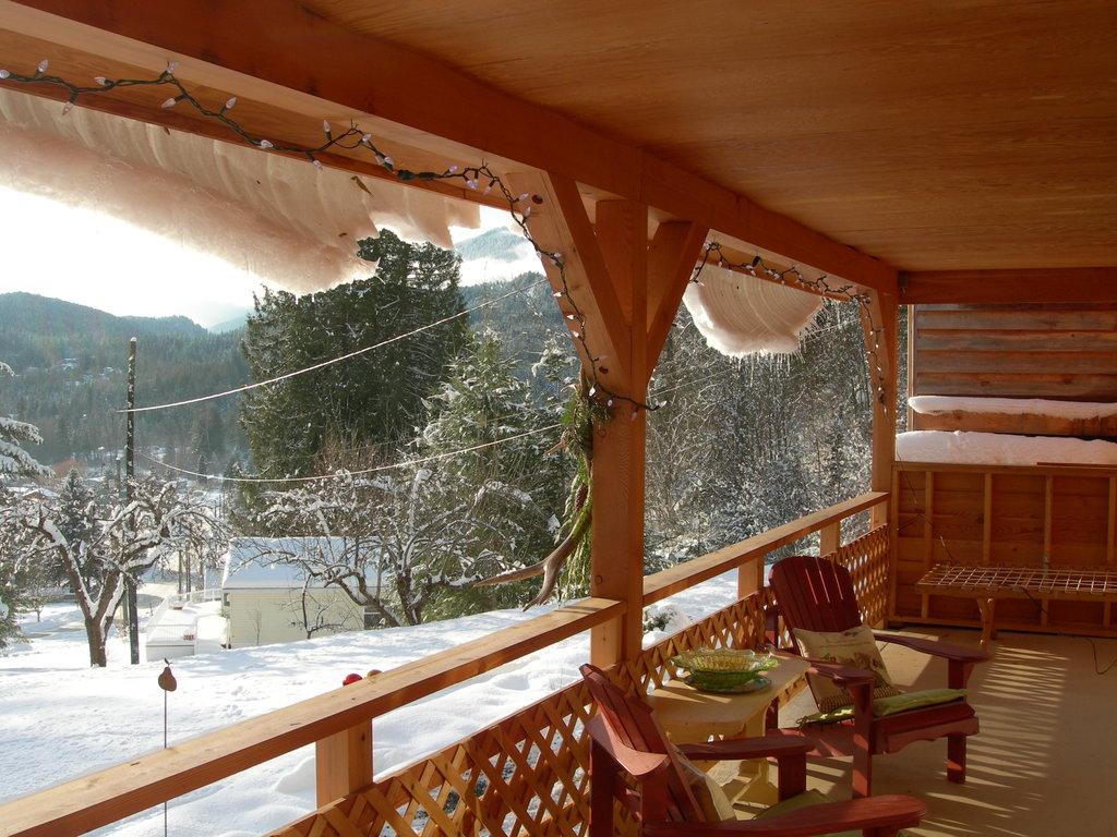 The Kaslo Bavarian Lodge