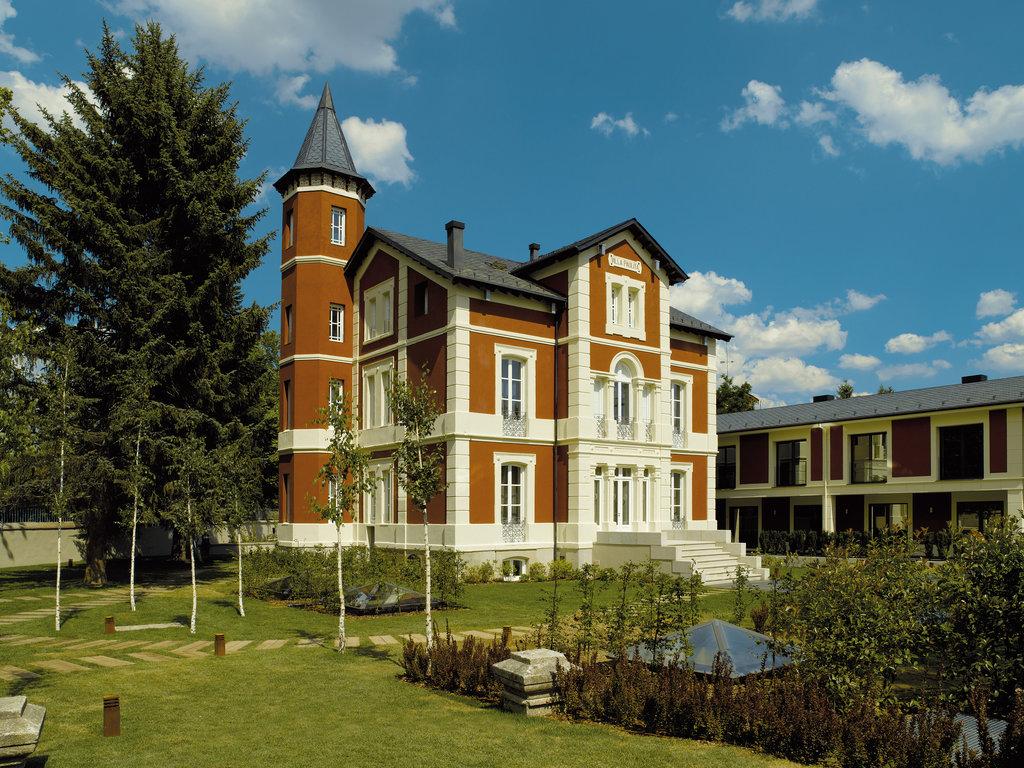 帕里塔別墅酒店