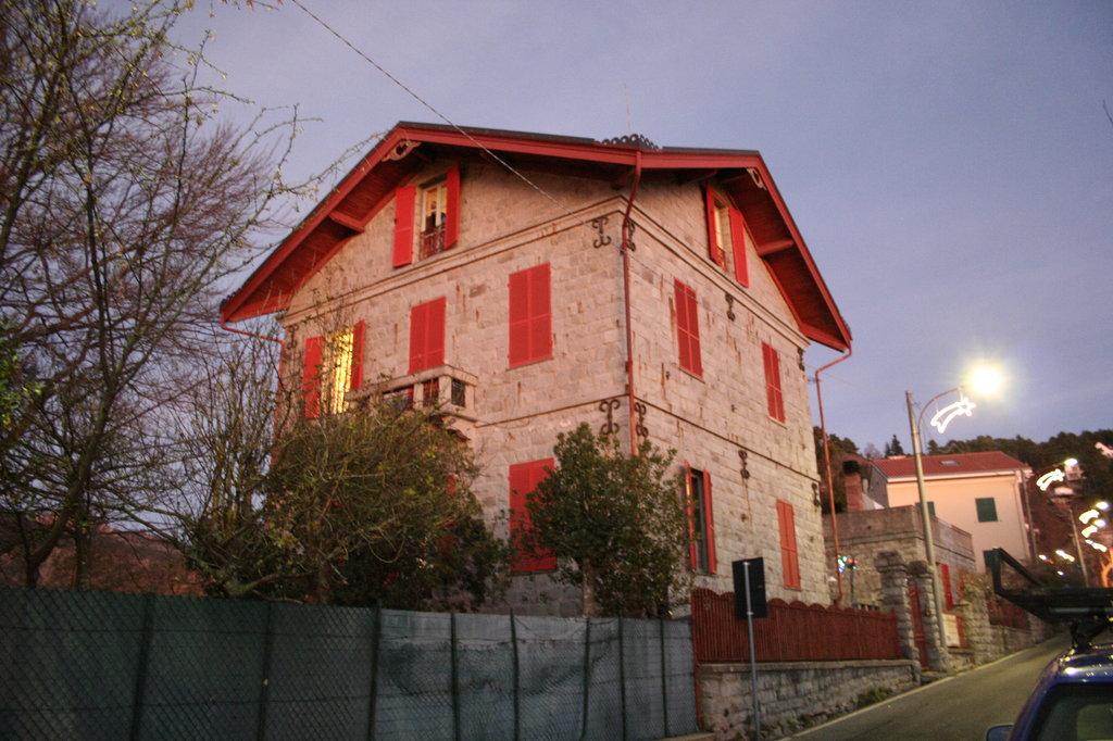 Casa del Ghiro sveglio