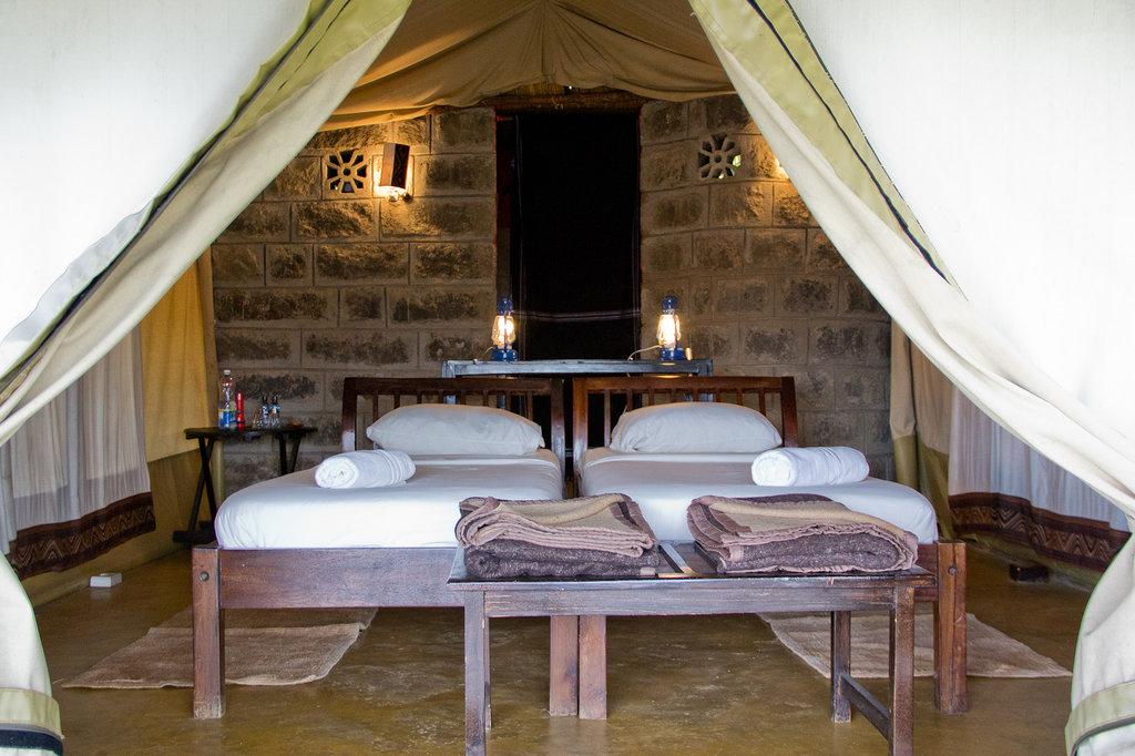 Maili Saba Camp - Nakuru