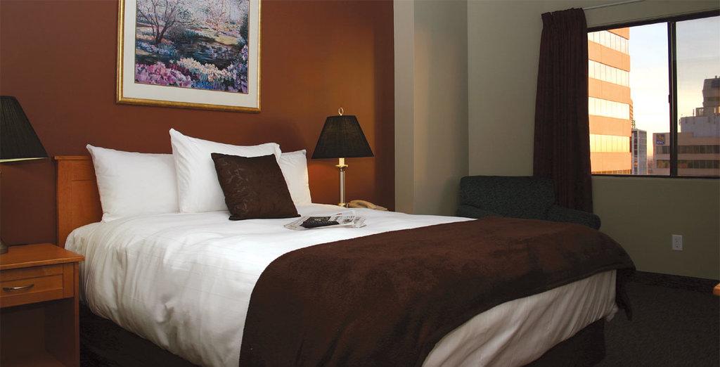 Alberta Place Suite Hotel