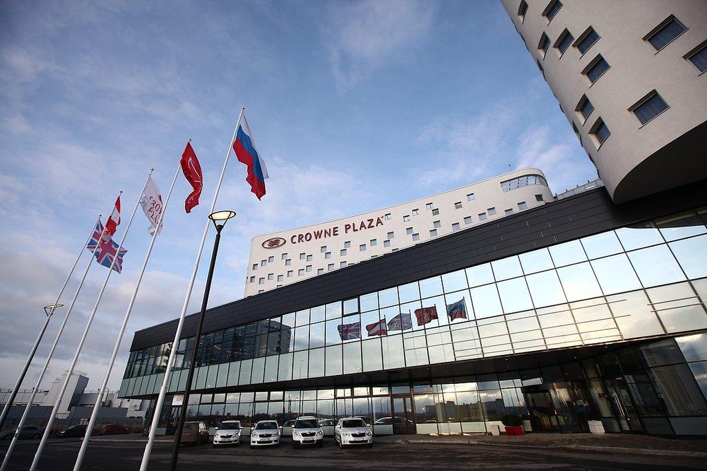 Краун Плаза Санкт-Петербург Аэропорт