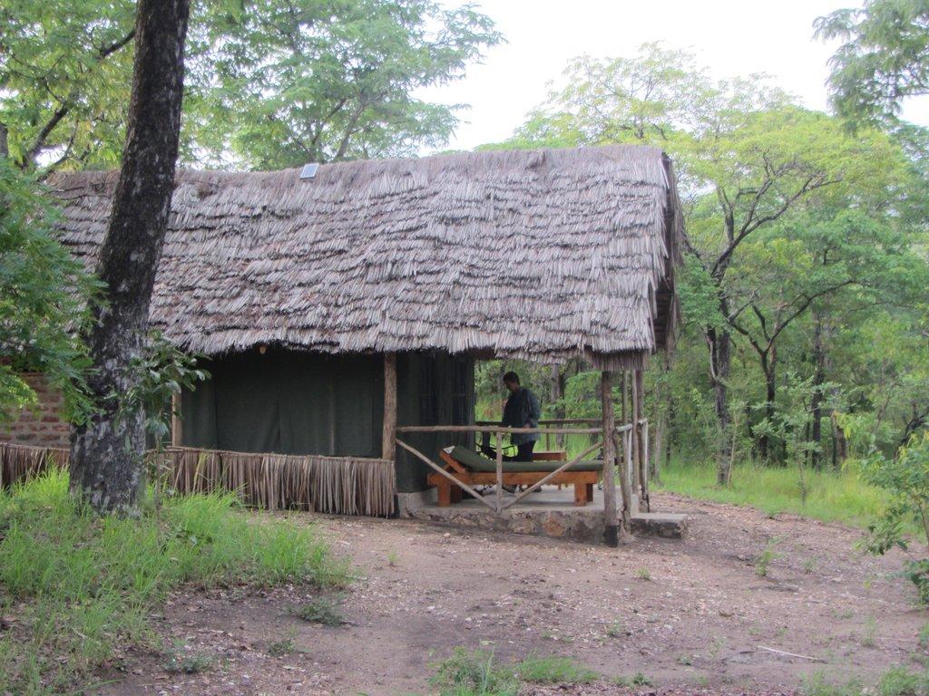 Selous Mbega Camp