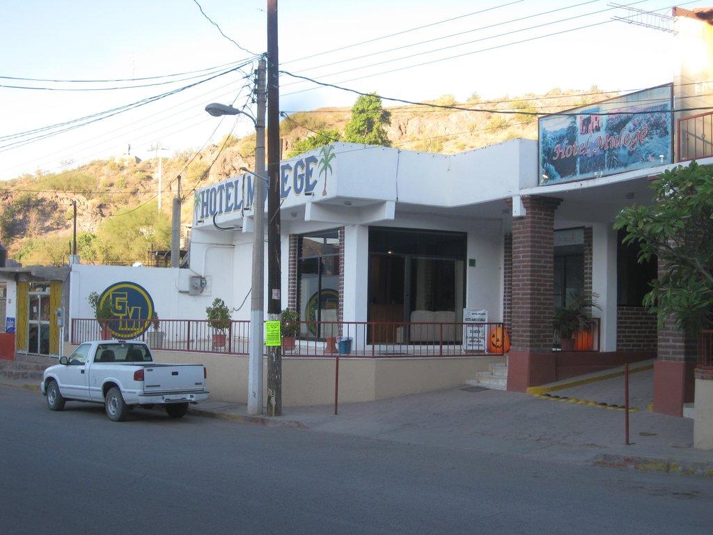 Hotel Mulege