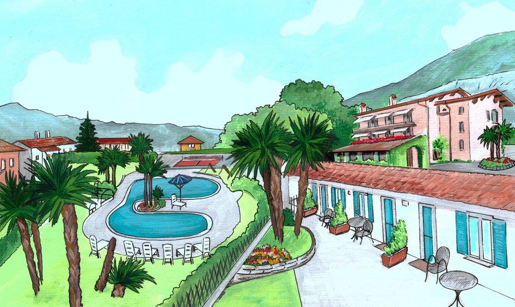호텔 빌라 에디