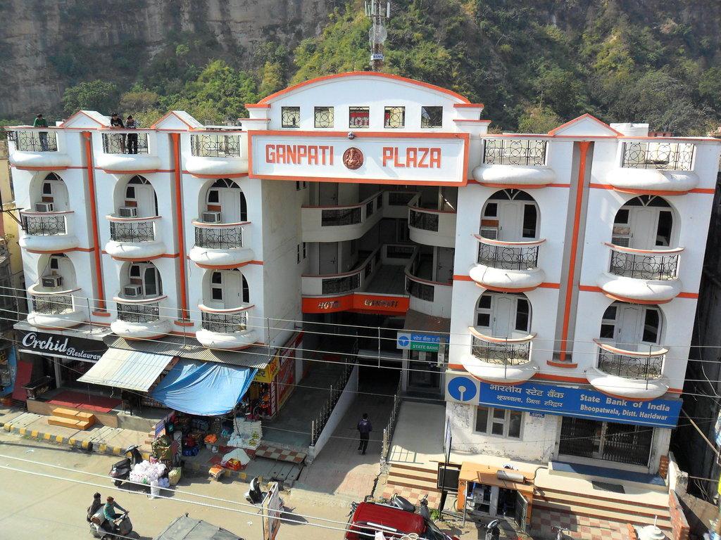Hotel Ganpati Plaza