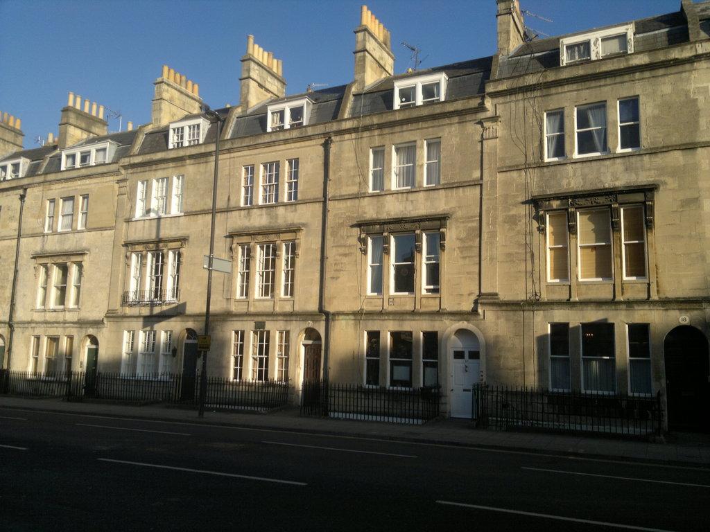 Bathwick Street B & B