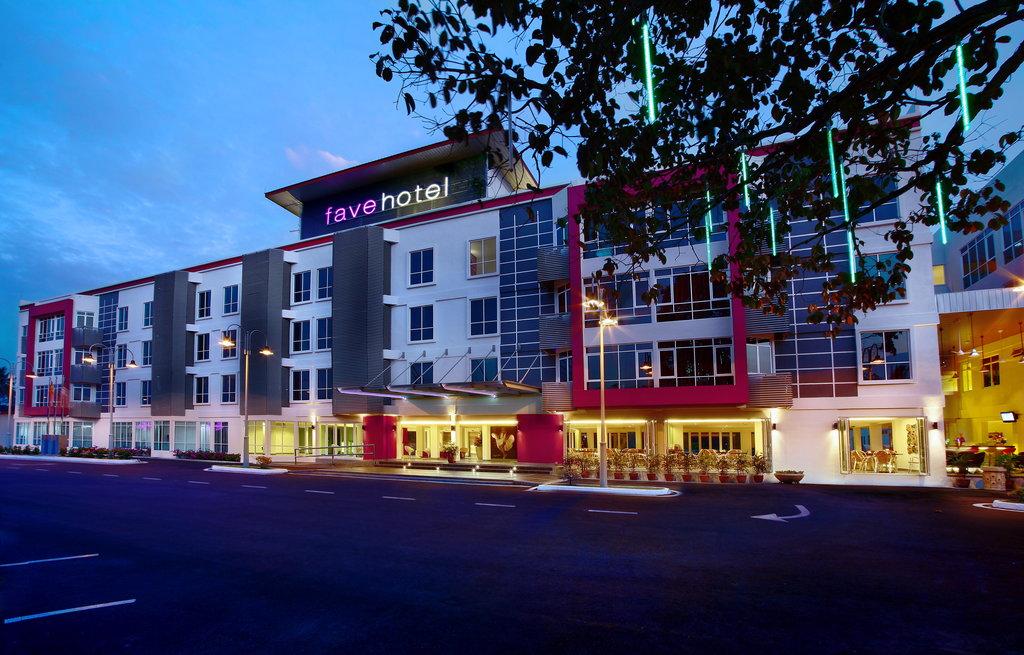 파브 호텔 세낭 비치 - 랑카위