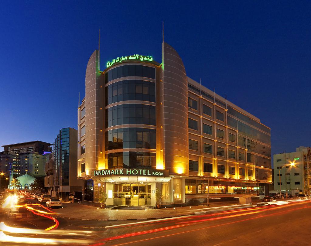 โรงแรมแลนด์มาร์กริกกา