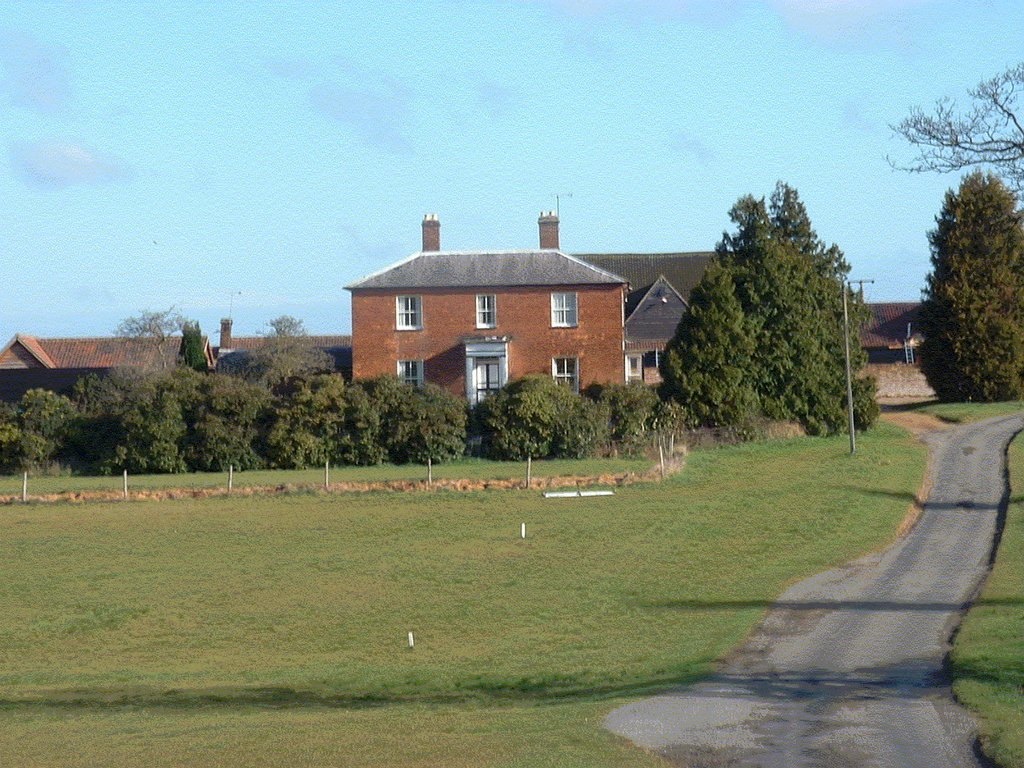 Crondon Park Farm House