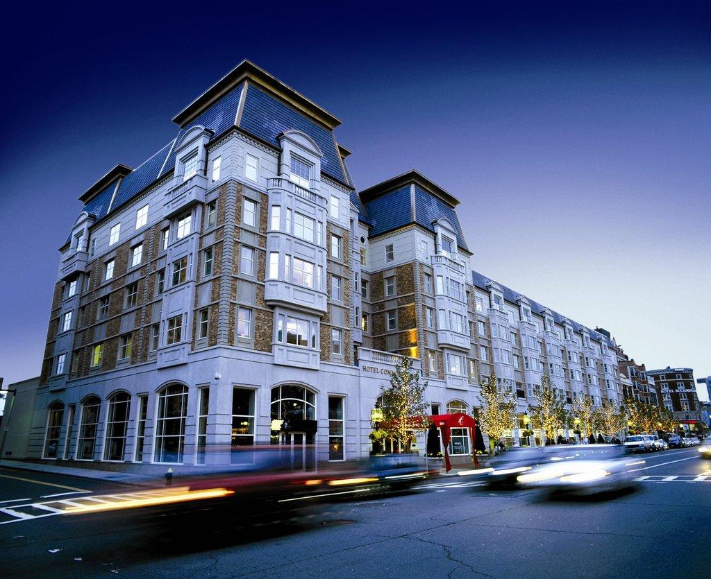 聯邦大街酒店