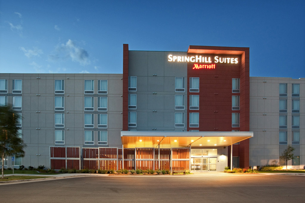 Springhill Suites Marriott Salt Lake City Airport