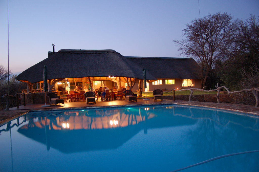 Thaba Khaya Lodge, Sable Ranch