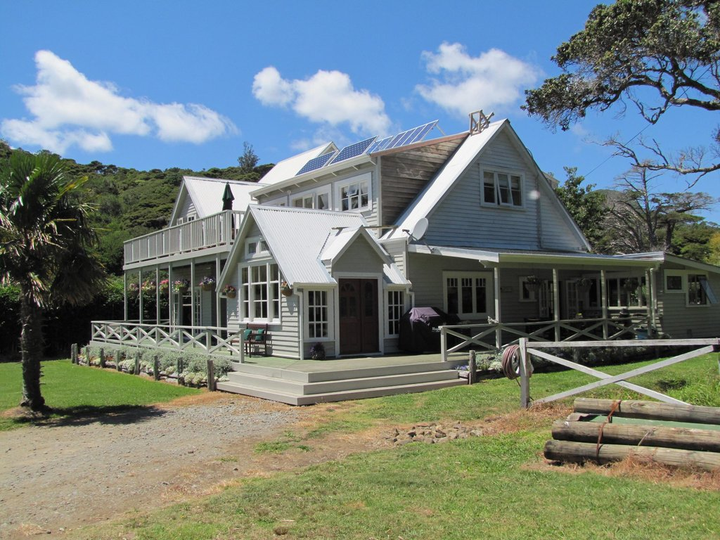 Shoal Bay Estate, Great Barrier Island