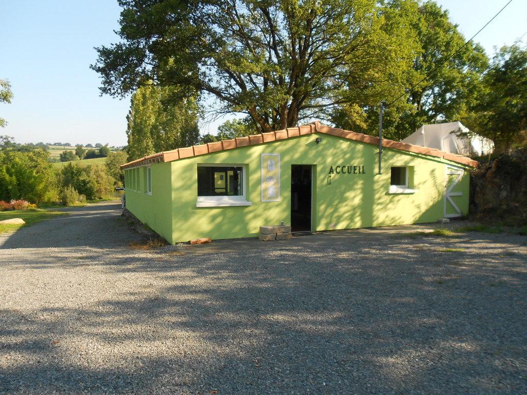 Camping de l'Etang du Puy